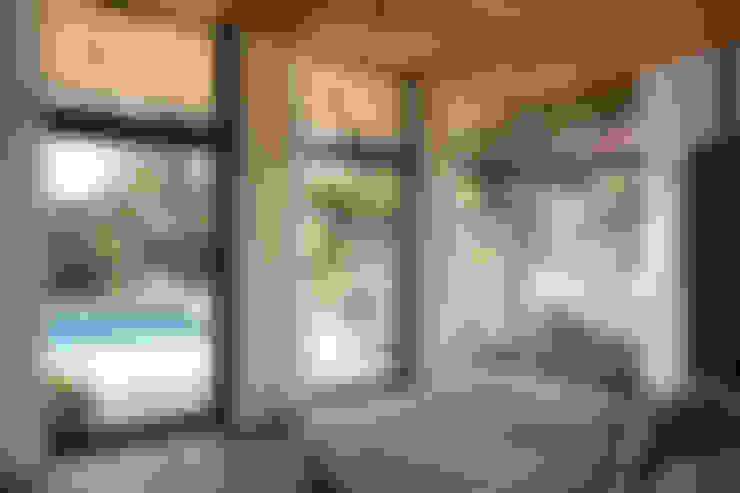 臥室 by Klopf Architecture