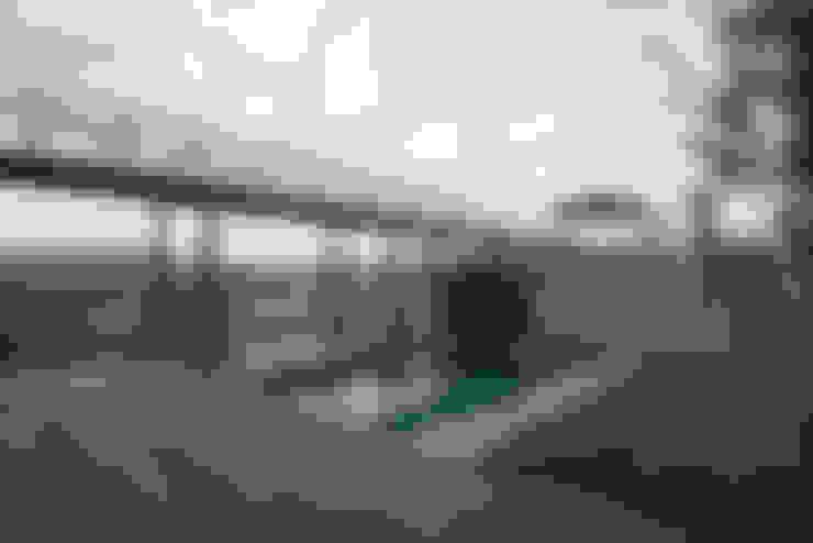 House Zwavelpoort AH:  Pool by Metako Projex