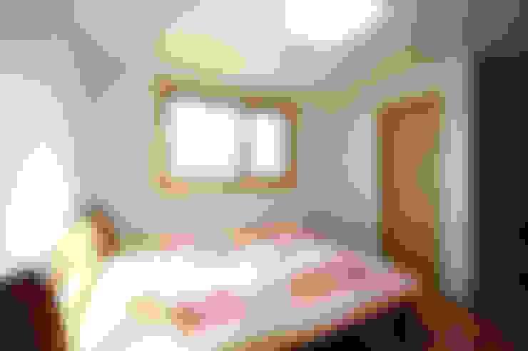 臥室 by 로이하우스