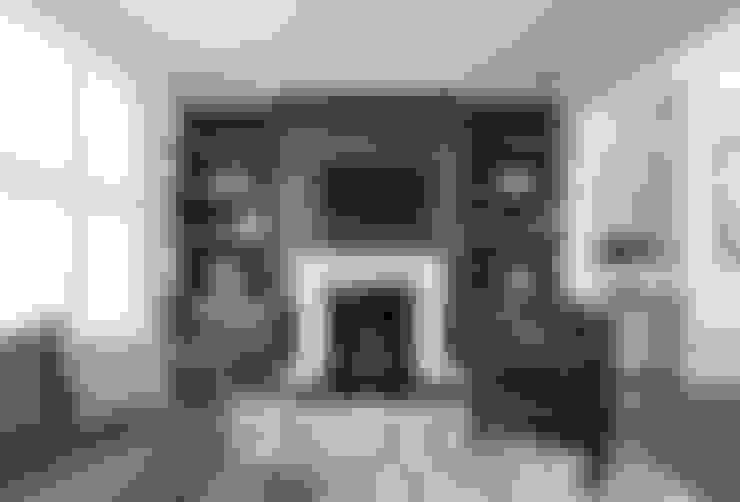 Ruang Keluarga by Grand Design London Ltd