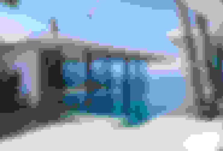 無邊際泳池 by jle architekten