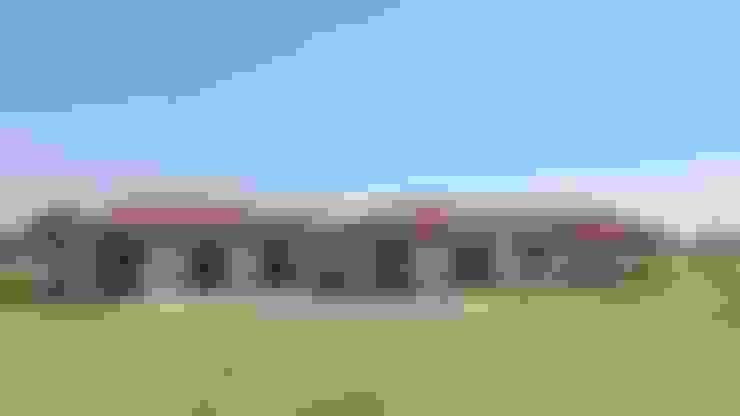 Huizen door AtelierStudio