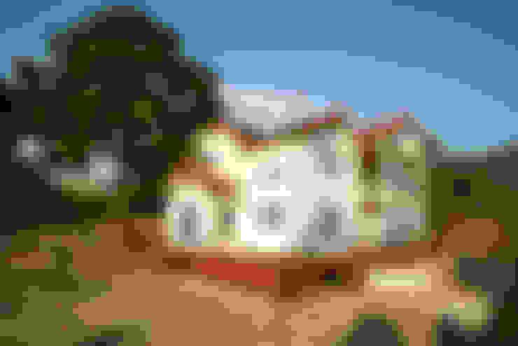양평 용천리 K씨 주택: SG international의  주택