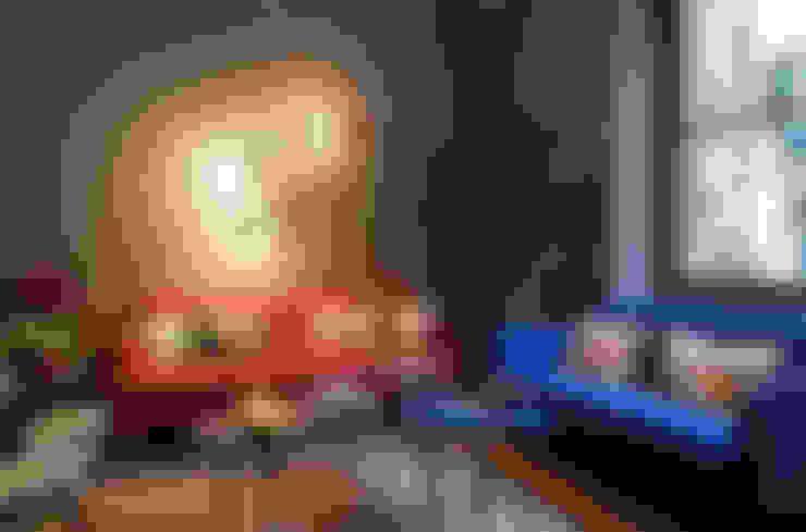 غرفة المعيشة تنفيذ NOS Design