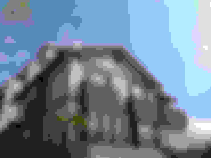 實品參觀屋-日式木結構-健康住宅:  房子 by 詮鴻國際住宅股份有限公司