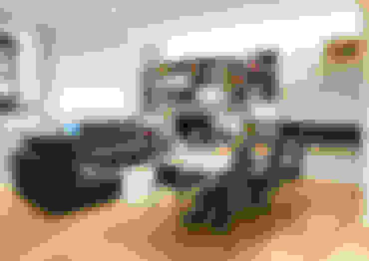 غرفة المعيشة تنفيذ 07am architetti