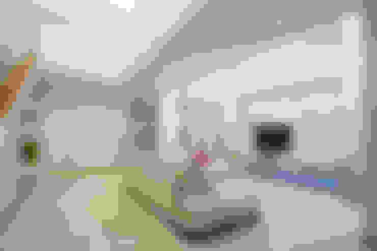 客廳 by Flaneur Architects
