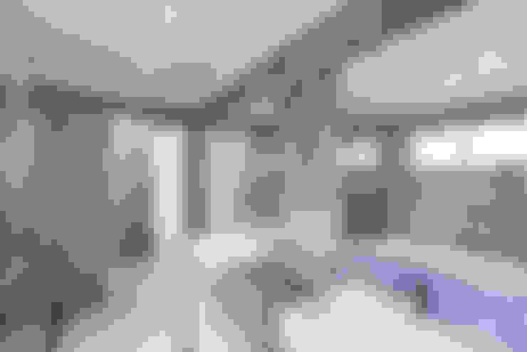Baños de estilo  de Flaneur Architects