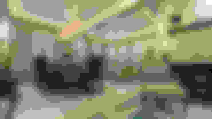 لقطات بسيطة من تصميماتنا الداخلية:  جدران تنفيذ EHAF Consulting Engineers