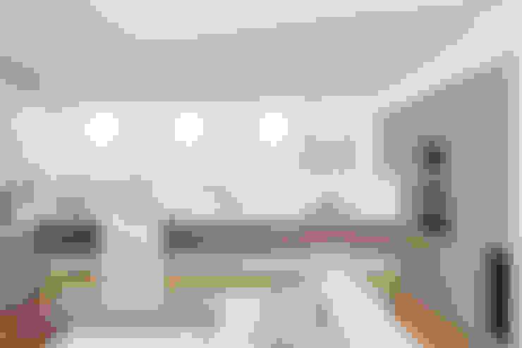Projekty,  Kuchnia zaprojektowane przez manuarino architettura design comunicazione
