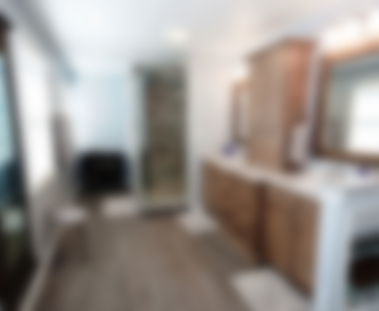 Bathroom by Lux Design Associates
