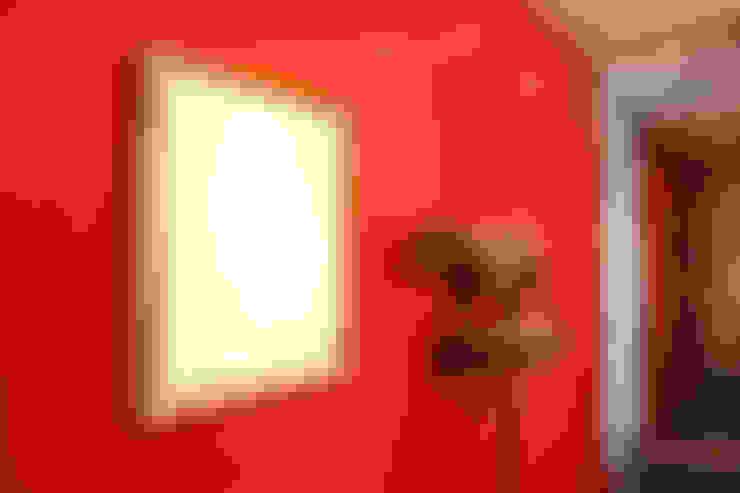 الممر والمدخل تنفيذ Dominique Paolini Design