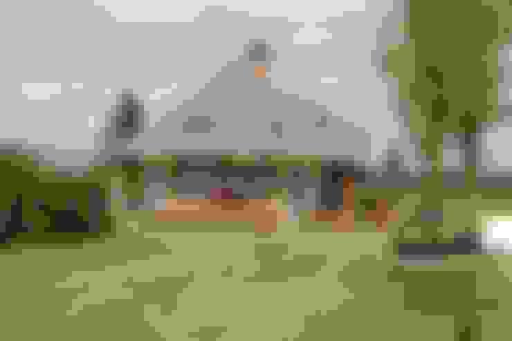 Nieuwbouw vrijstaande woning:  Huizen door De Stijl atelier voor bouwkunst