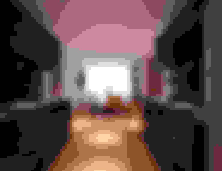 مطبخ تنفيذ Fiallo Design Studio
