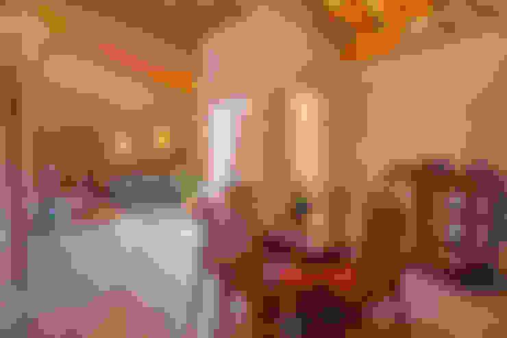 餐廳 by EKOa Empreendimentos Sustentáveis