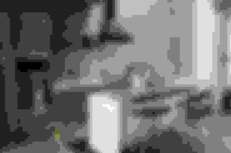Cozinha  por SACHIKO COCINAS