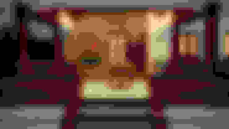 Timeless Beauty...:  Living room by Premdas Krishna
