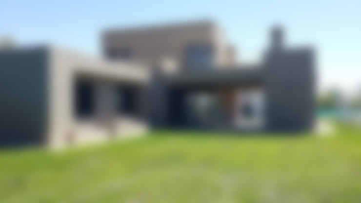 Huizen door CIVIT & GUTIERREZ  - arquitectura