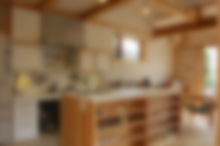 廚房 by 田村建築設計工房