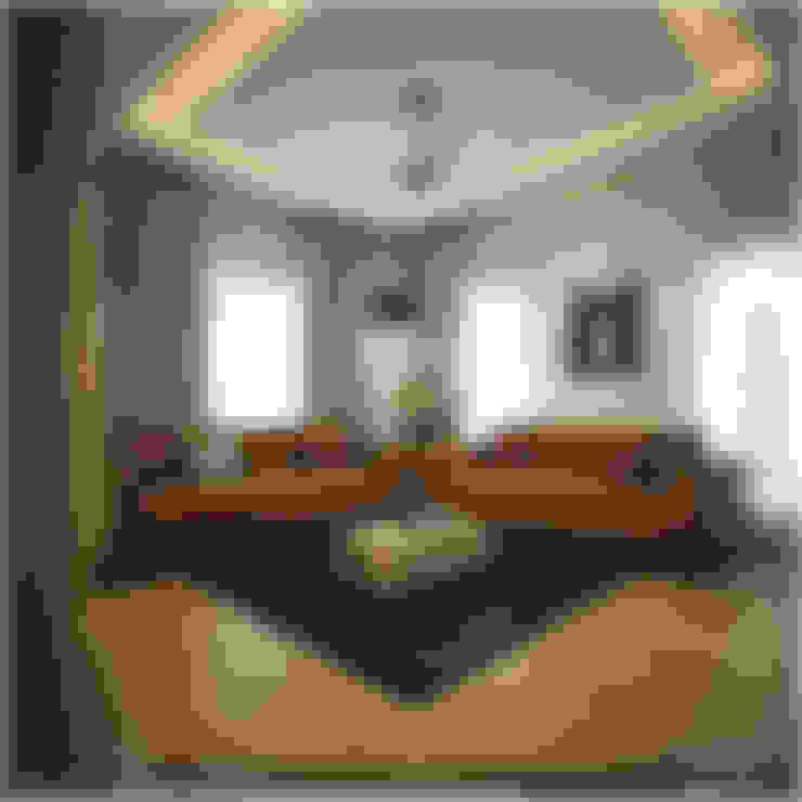 غرفة المعيشة تنفيذ Premdas Krishna