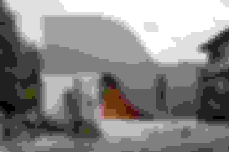Houses by 藤井伸介建築設計室