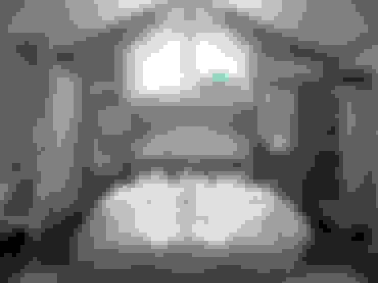 غرفة نوم تنفيذ homify
