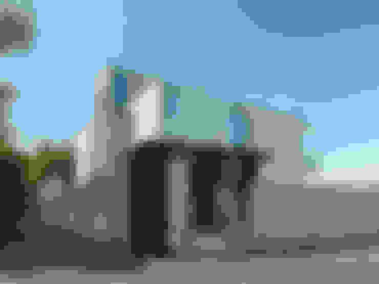 Casas  por  何侯設計   Ho + Hou Studio Architects