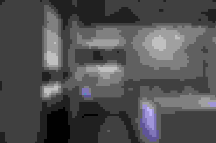 Salle de bains de style  par 璧川設計有限公司