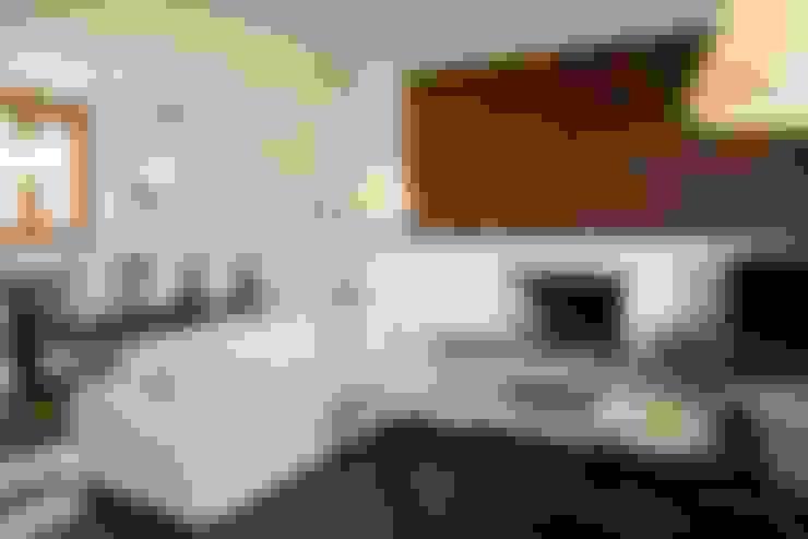 غرفة المعيشة تنفيذ Caterina Raddi