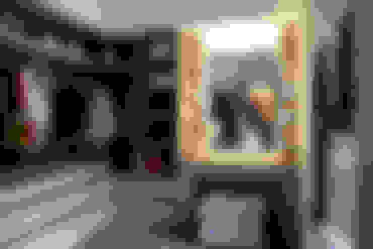 更衣室:  臥室 by 漢品室內設計