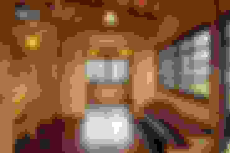 【木建築】宜蘭三星鄉│羅宅│獨棟別墅│建坪126坪:   by 閮檍設計 Ting Yi Design
