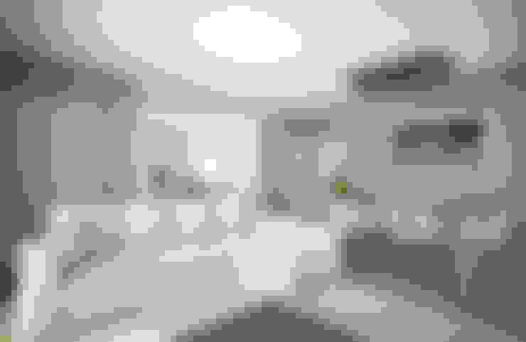 غرفة المعيشة تنفيذ 2P COSTRUZIONI srl