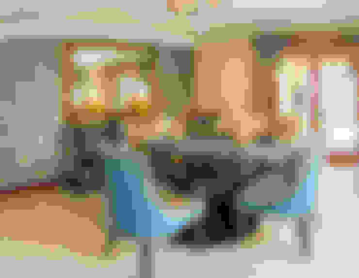 غرفة السفرة تنفيذ Carne Interiors