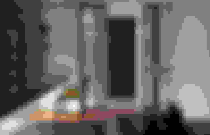 永和徐宅:  窗戶 by 大觀室內設計工程有限公司