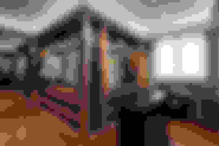 法蘭朵:  更衣室 by 大觀室內設計工程有限公司