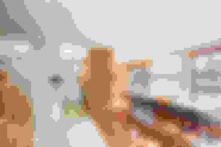 Столовые комнаты в . Автор – (주)건축사사무소 모도건축