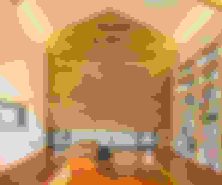 Рабочие кабинеты в . Автор – (주)건축사사무소 모도건축