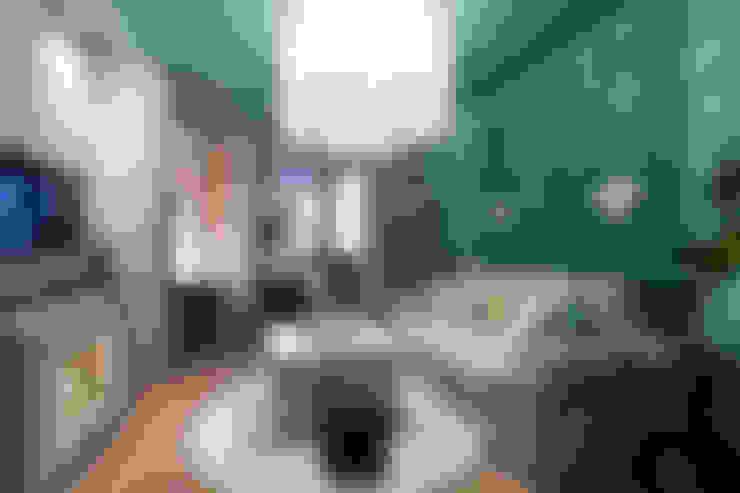غرفة المعيشة تنفيذ Artcrafts