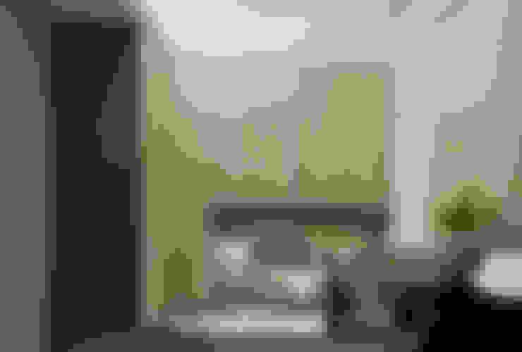 Bedroom by 思為設計 SW Design