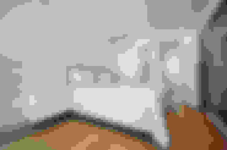 غرفة نوم تنفيذ Condecorar Arquitetura e Interiores