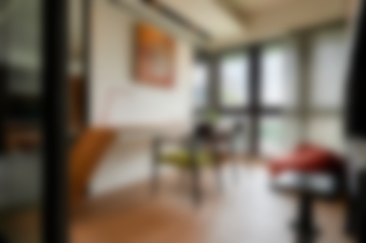 Estudios y oficinas de estilo  por 舍子美學設計有限公司