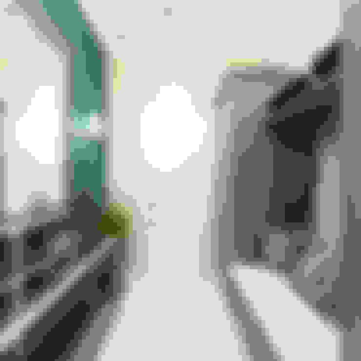 走廊 & 玄關 by Loft&Home