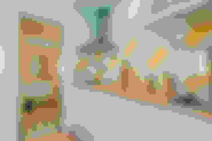 مطبخ تنفيذ menta, creative architecture
