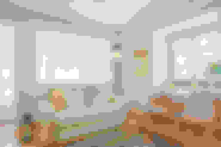 Salas / recibidores de estilo  por menta, creative architecture