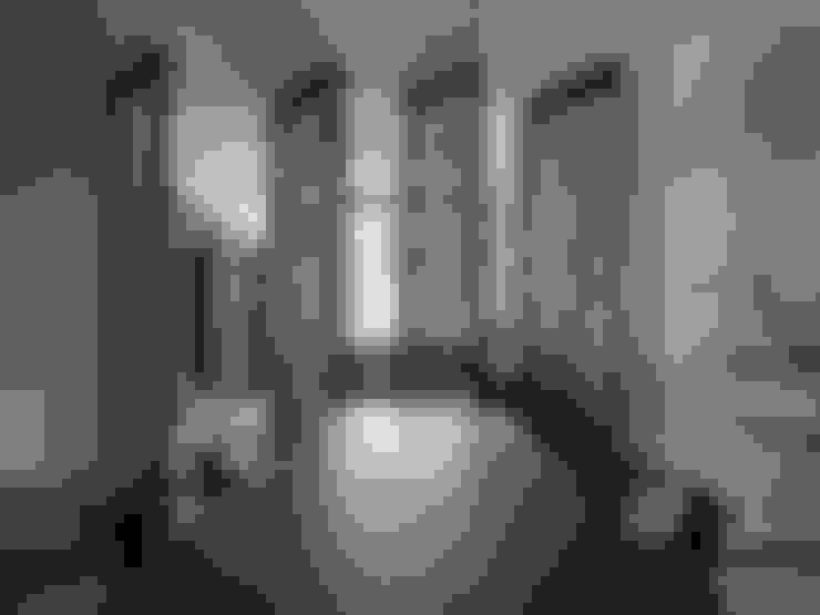 غرفة السفرة تنفيذ Glocal Architecture Office (G.A.O) 吳宗憲建築師事務所/安藤國際室內裝修工程有限公司