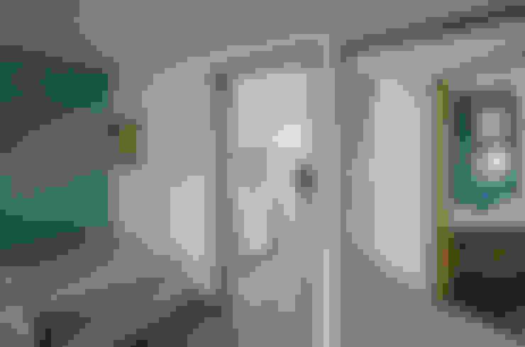 Tường by (주)건축사사무소 코비