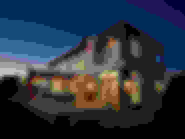 Casas de estilo  por Energías Sustentables Soleon