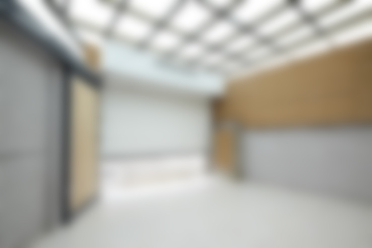 Garajes de estilo  por 映荷空間設計