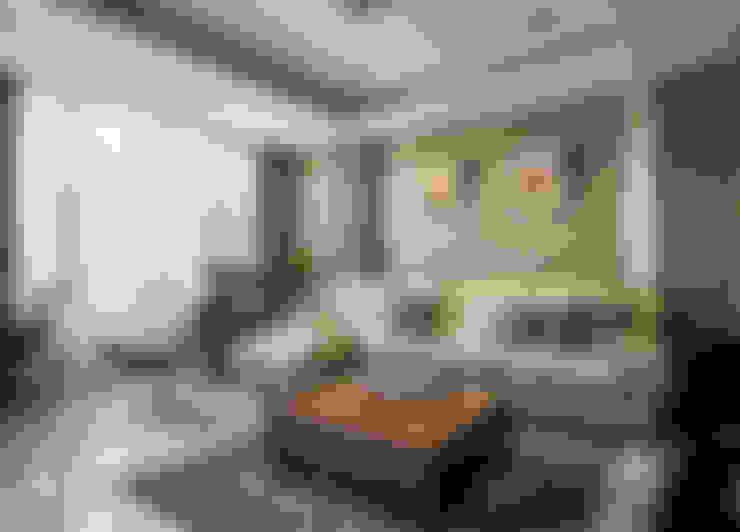 客廳/1:  客廳 by 世家新室內裝修公司
