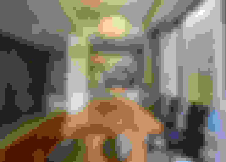غرفة السفرة تنفيذ 世家新室內裝修公司